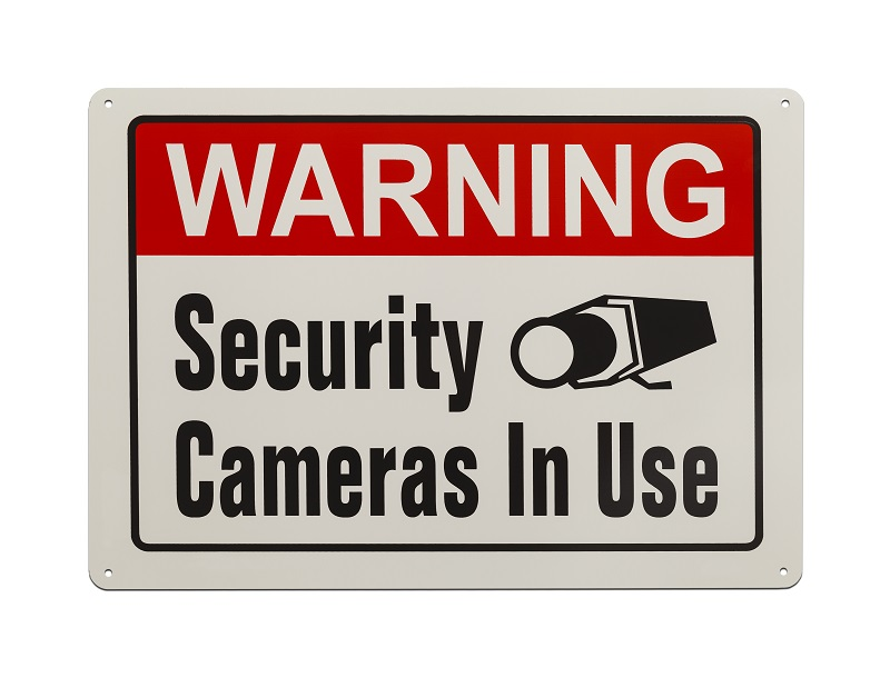 A DVR uses analog security cameras, while an NVR uses IP cameras.